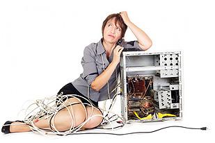 Jaké poruchy počítačů jsou nejčastější a jak se řeší?